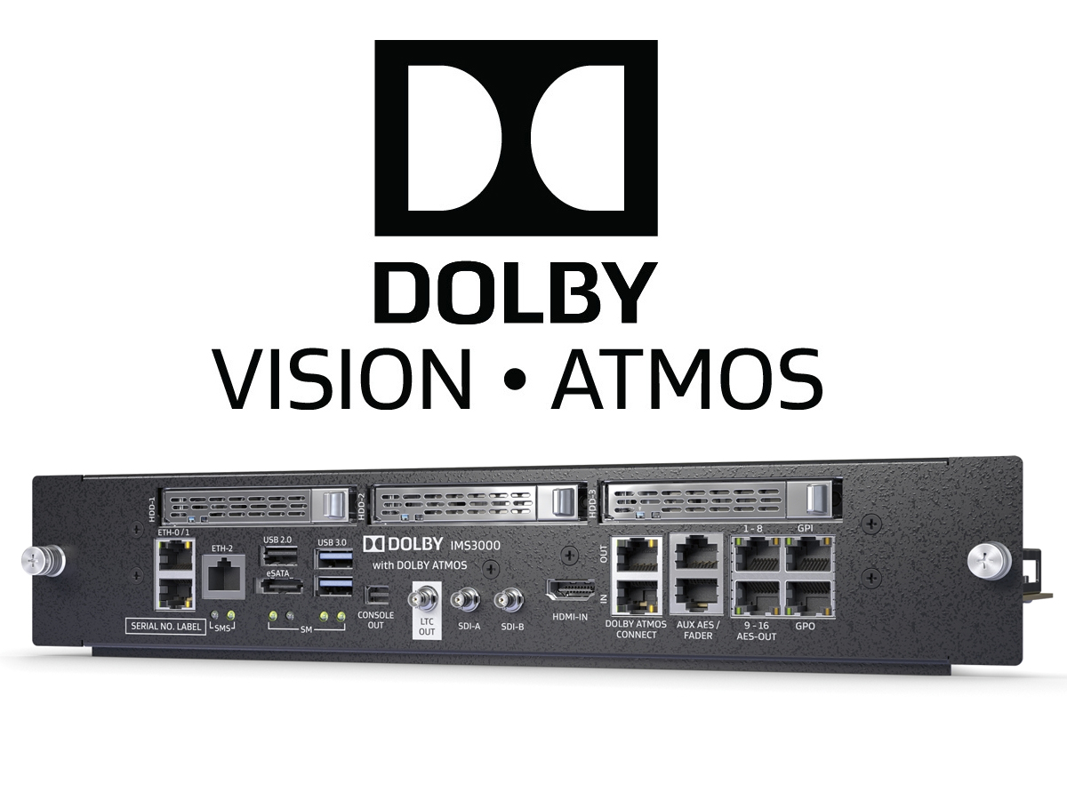 Servidor IMS 3000  - Dolby