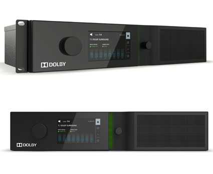 Processador CP950  - Dolby